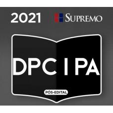 DELEGADO PC PA (POLICIA CIVIL DO PARÁ - PCPA) - PÓS EDITAL - SUPREMO 2020