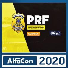 PRF - POLÍCIA RODOVIÁRIA FEDERAL 2020 - ALFACON
