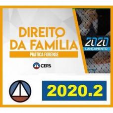PRÁTICA FORENSE - DIREITO DE FAMÍLIA - CERS 2020.2 - REVISADO E ATUALIZADO