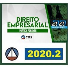 PRÁTICA FORENSE - DIREITO EMPRESARIAL - CERS 2020.2 - REVISADO E ATUALIZADO