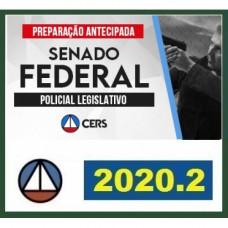 POLICIAL LEGISLATIVO DO SENADO FEDERAL - CERS 2020.2