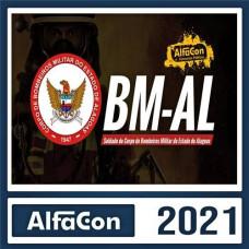 CBM AL  - SOLDADO BOMBEIRO MILIDAR DE ALAGOAS - CBMAL - ALFACON 2021 - PÓS EDITAL