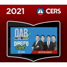 OAB - 2ª (segunda) Fase XXXII (32º Exame) DIREITO CIVIL - CERS 2021