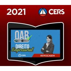 OAB - 2ª (segunda) Fase XXXII (32º Exame) DIREITO EMPRESARIAL - CERS 2021