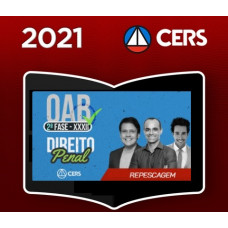 OAB - 2ª (segunda) Fase XXXII (32º Exame) DIREITO PENAL - CERS 2021