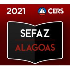 SEFAZ AL - AUDITOR FISCAL ALAGOAS - CERS 2021