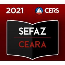 SEFAZ CE - AUDITOR FISCAL CEARÁ - CERS 2021