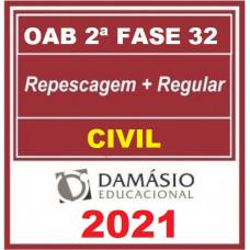 OAB - 2ª (segunda) Fase XXXII (32º Exame) DIREITO CIVIL - DAMÁSIO 2021