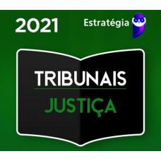 ANALISTA JUDICIÁRIO (ÁREA JUDICIÁRIA) DE TRIBUNAIS DE JUSTIÇA (TJs) - CURSO REGULAR - ESTRATÉGIA - 2021