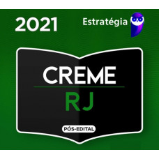 CREMERJ - ASSISTENTE JURÍDICO - PACOTE COMPLETO - ESTRATÉGIA 2021 - PÓS EDITAL