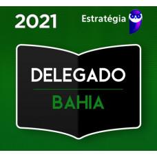 PCBA - DELEGADO DA POLÍCIA CIVIL DA BAHIA - PC BA - ESTRATÉGIA 2021