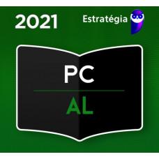 PCAL - AGENTE DA POLÍCIA CIVIL DE ALAGOAS  PC AL - ESTRATÉGIA 2021