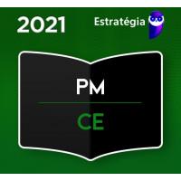 PMCE - SOLDADO DA POLÍCIA MILITAR DO CEARÁ - SOLDADO PM CE - ESTRATÉGIA 2021