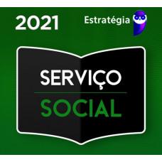 SERVIÇO SOCIAL PARA CONCURSOS - Profa. Nilza Ciciliati - ESTRATÉGIA 2021