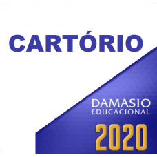 CARTÓRIO (DAMÁSIO 2020)