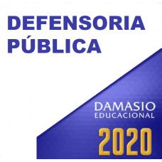 DEFENSORIA PÚBLICA (DAMÁSIO 2020)