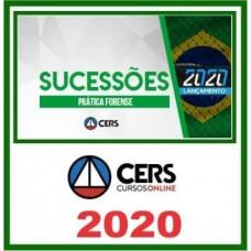 CURSO DE PRÁTICA JURÍDICA - SUCESSÕES (CERS 2020)