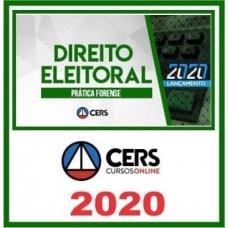 CURSO DE PRÁTICA JURÍDICA - DIREITO ELEITORAL (CERS 2020)