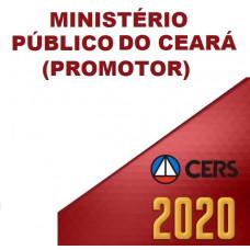 MPCE - PROMOTOR MINISTÉRIO PÚBLICO DO CEARÁ MP CE - PÓS EDITAL (CERS  2020)