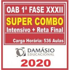RATEIO 1ª Fase OAB XXXII (32) SUPER COMBO - Damásio 2020