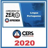 Língua Portuguesa - Começando do Zero - CERS 2020 - Prof. Rodrigo Bezerra