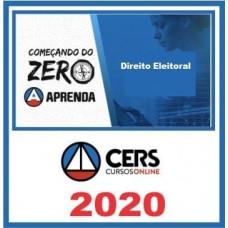 Direito Eleitoral - Começando do Zero - CERS 2020